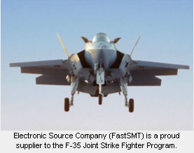 FastSMT and the F-35 Joint Strike Fighter Program